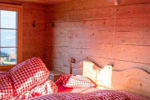 Doppelzimmer Schesaplanahütte SAC