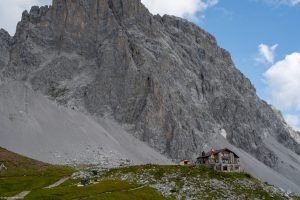 Carschinahütte SAC