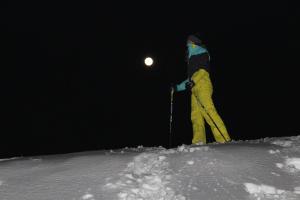 Vollmond-Schneeschuhtouren