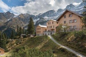 Lindauer Hütte Österreich