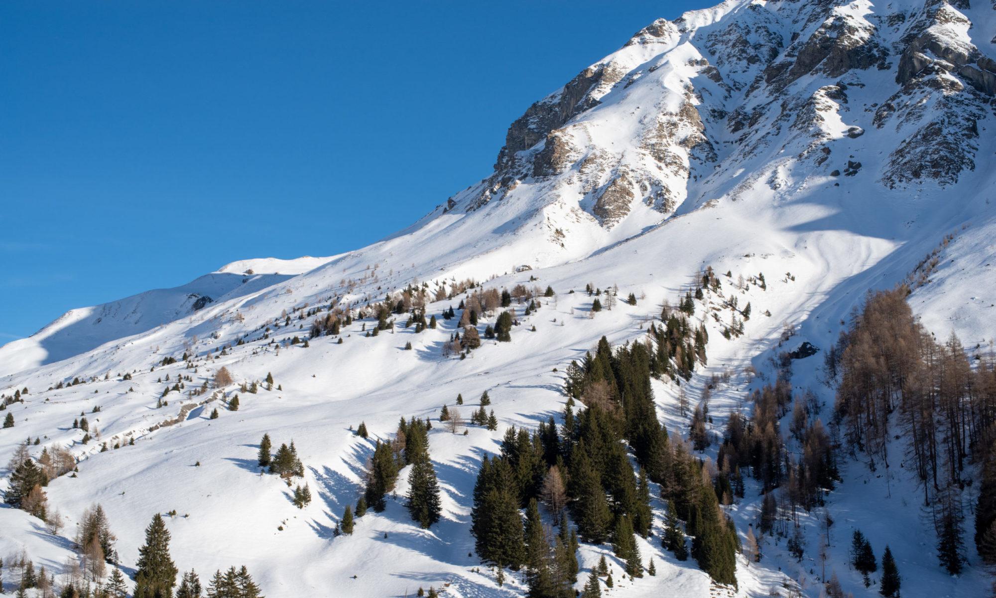 Alpenwandern