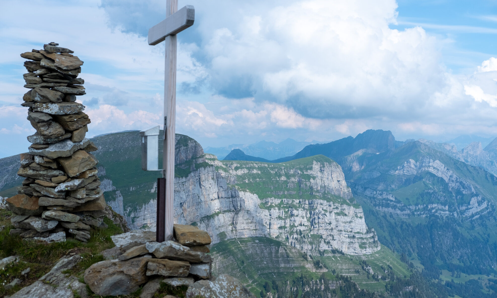 Gipfel Brisi (Churfirsten)