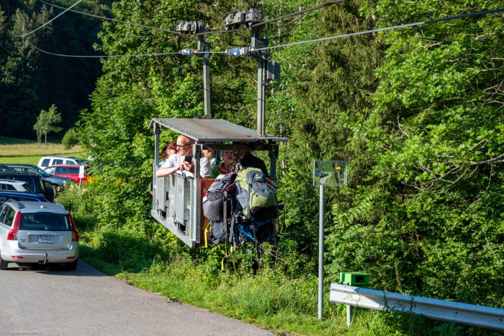Selunbahn in Starkenbach