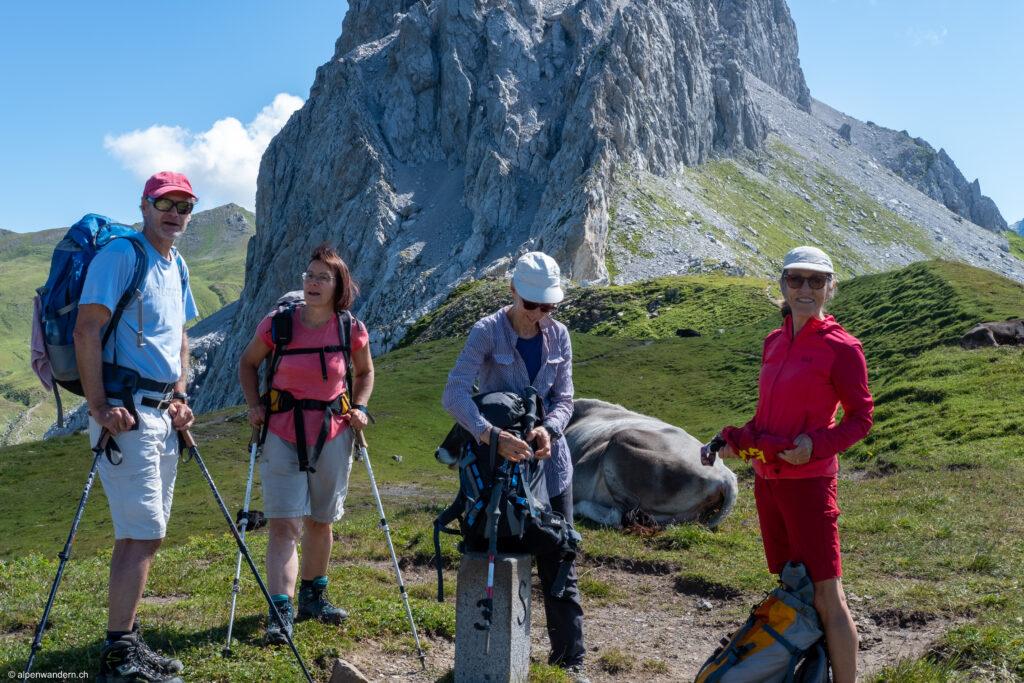 Prättigauer Höhenweg - Cavelljoch