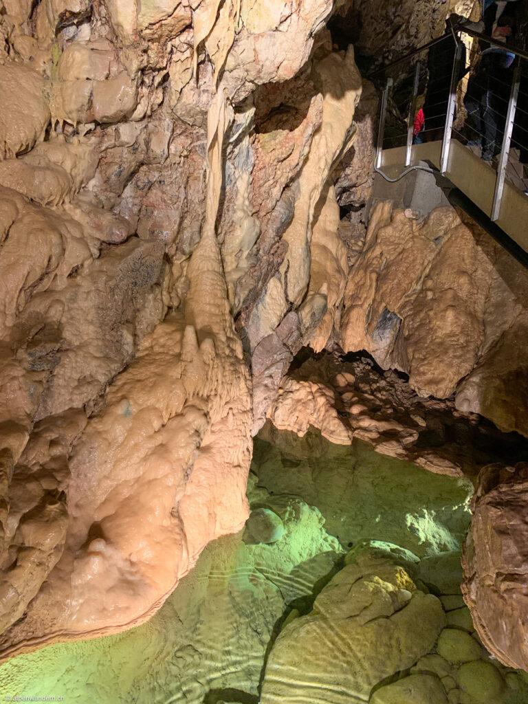 Grotten Vallorbe
