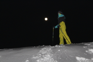 Vollmond- Schneeschuhtouren