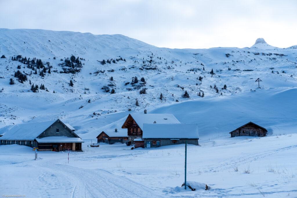 Alp Fursch, Spitzmeilengebiet