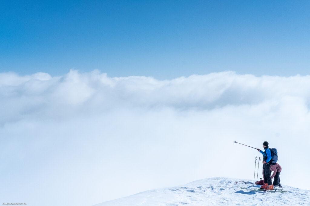 Gipfel Tällihorn