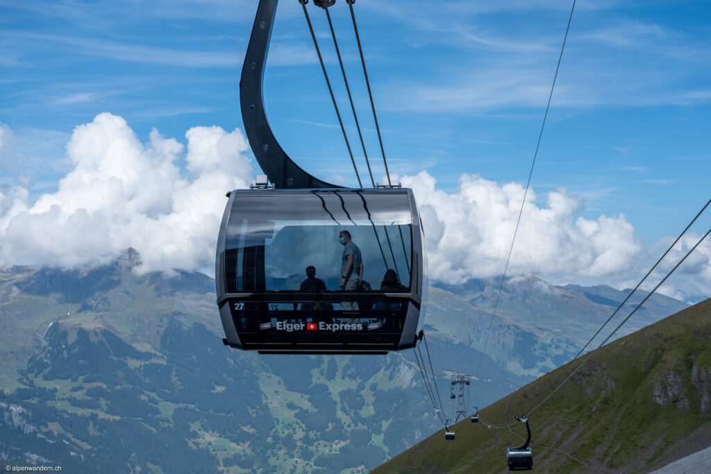 Eiger Express Grindelwald